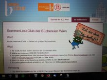SommerLeseClub Homepage